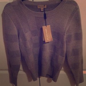 Authentic Women's Wool Burberry Sweater